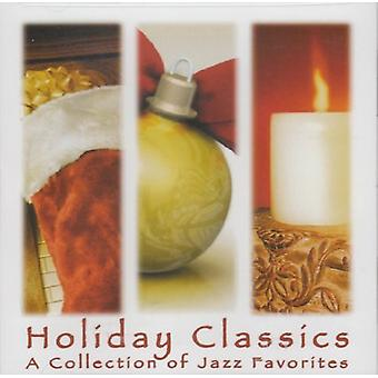 Holiday Classics: Coll of Jazz Fav (B&N Only)/Va - Holiday Classics: Coll of Jazz Fav (B&N Only)/Va [CD] USA import