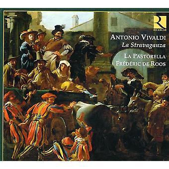A. Vivaldi - Vivaldi: La Stravaganza [CD] USA import