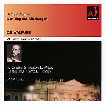 R. Wagner - Die Walkure [CD] USA import