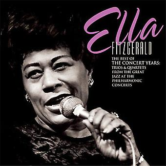Ella Fitzgerald - Trios & Quartets From the Great Jazz at the Philha [CD] USA import