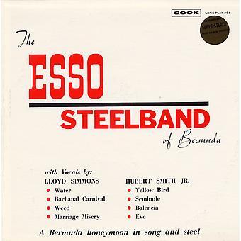 Esso Steel Band of Bermuda - Bermuda Honeymoon [CD] USA import