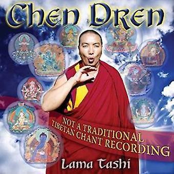 Lama Tashi - Chen Dr [CD] USA import