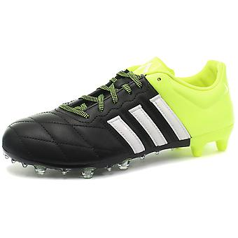 adidas Ace 15.2 FG/AG Leather Mens Football Boots / Soccer Cleats