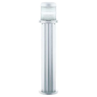 Dopo Bollard Omo Ip55 60W E-27 Wh. (Garden , Decoration , Exterior Lighting , Beacons)