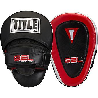 Title Boxing Flex Mitts MMA Training Punch Targets