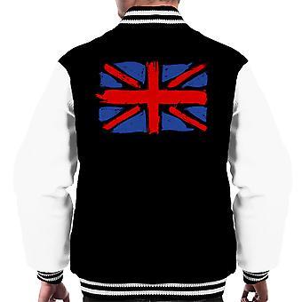 Min Union Jack menn Varsity jakke