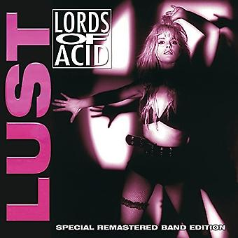 Lords of Acid - Lust [CD] USA import