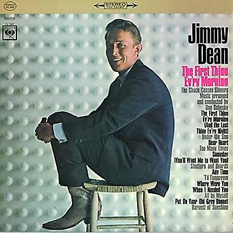 Jimmy Dean - First Thing Ev'Ry Morning [CD] USA import