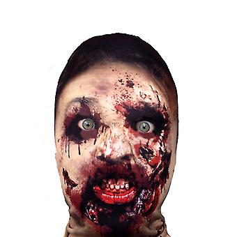 Wild Star Hearts - ZOMBIE V2 - Lycra Face Mask