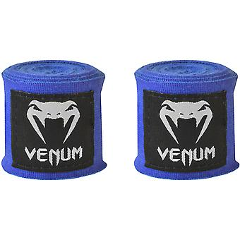 Venum Kontact 4m Boxing Boxbandagen - blau