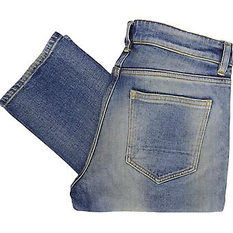 Franklin & Marshall Boston Stained Wash Jeans