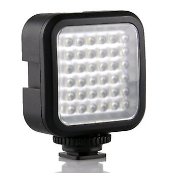 Dot.Foto VL-009 Professional 36-LED Video Light Digital Camera Camcorder Photography Lamp Adjustable