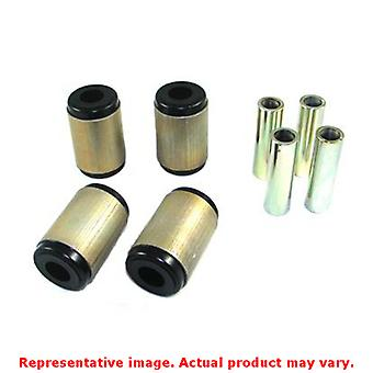 Whiteline Synthetic Elastomer Bushings W52099 Front Fits:TOYOTA 1986 - 1986 SUP