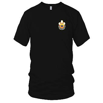 US Army - 451st Chemical Battalion Embroidered Patch - Kids T Shirt