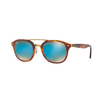 Ray - Ban RB2183 Brown/honey blue mirrored gradient scale