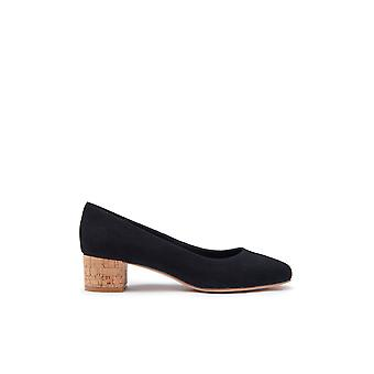 E8 by Miista Cork Block Heel Shoes