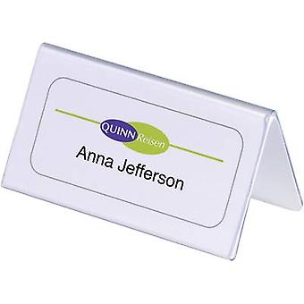 TABLE NAME PLATE 52/104 X 100 MM, 25x