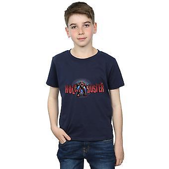 Avengers Boys Infinity War Hulkbuster 2.0 T-Shirt