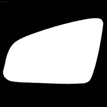 Left Stick-On Mirror Glass Easy to Fit For AUDI A3 Sportback 2004-2008