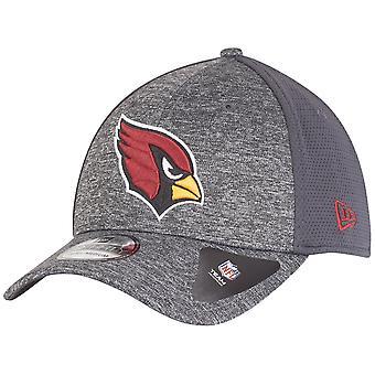 New Era 39Thirty Cap - SHADOW Arizona Cardinals graphite