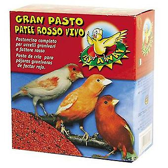 Nayeco Pasta Red Whelp Great grass (Birds , Supplements)