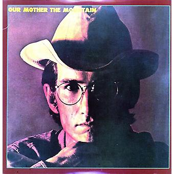 Townes Van Zandt - Our Mother the Mountain [Vinyl] USA import