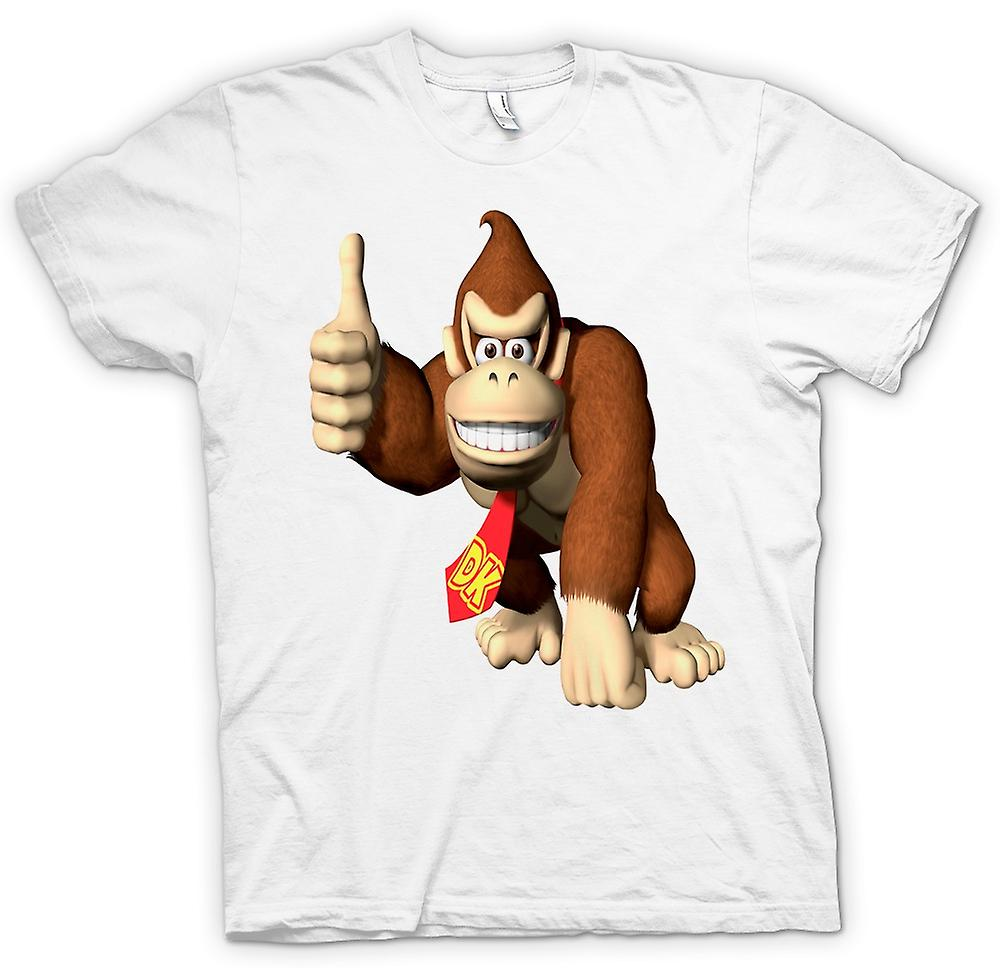 Mens T-shirt-Donkey Kong Gamer