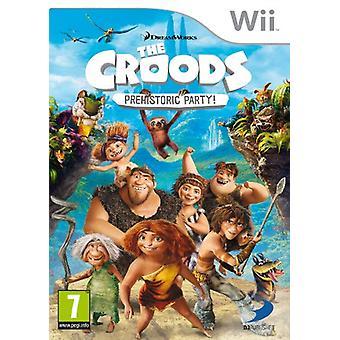 Les Croods (Nintendo Wii)