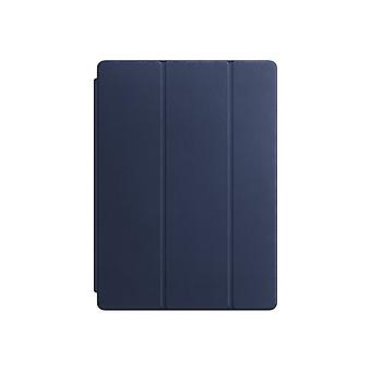 Apple Smart Folding geval voor Tablet-leder-Midnight Blue-12.9-inch iPad Pro