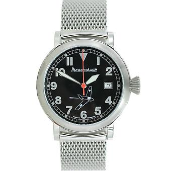 Aristo Messerschmitt mens pilot watch ME163 SCM Milanese
