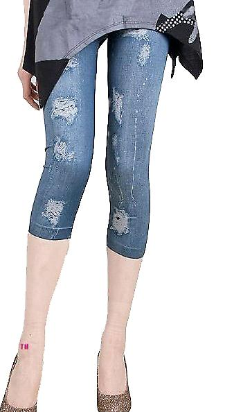 Waooh - Fashion - Denim Legging effect