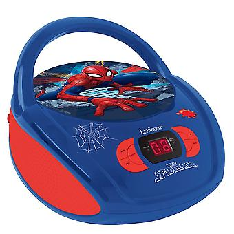 Lexibook Radio CD Player Spiderman (Model No. RCD108SP)