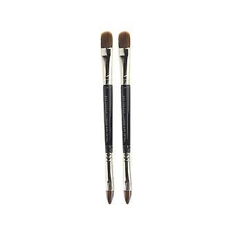 Laura Mercier Dual Ende Augenfarbe / Crème Auge Detail Brush Länge 5