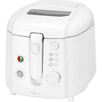 Deep fryer Clatronic FR 3390 White