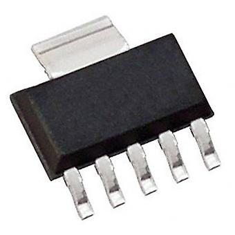 LMS8117AMP-ADJ/NOPB PMIC - LDO voltage regulator Positive, adjustable SOT 223