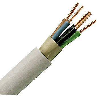 Kopp 153010840 Sheathed cable NYM-J 5 G 1.50 mm² Grey 10 m