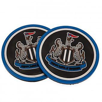 Newcastle United 2pk Coaster Set
