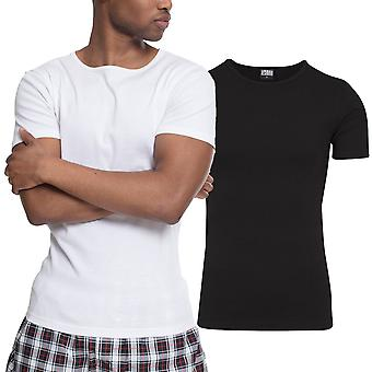 Urban classics - BASIC seamless underwear T-Shirt 2-Pack