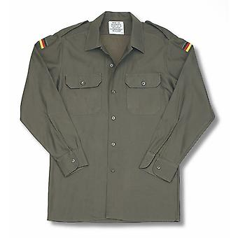 Original Issued German Long Sleeve Shirt Grade 1