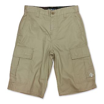 LRG Classic loose Fit Cargo Shorts British Khaki