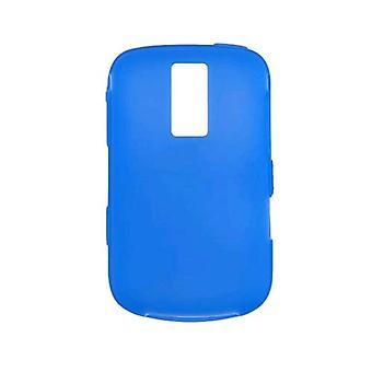 Solución inalámbrica Premium Gel caso BlackBerry Bold 9000 (azul)