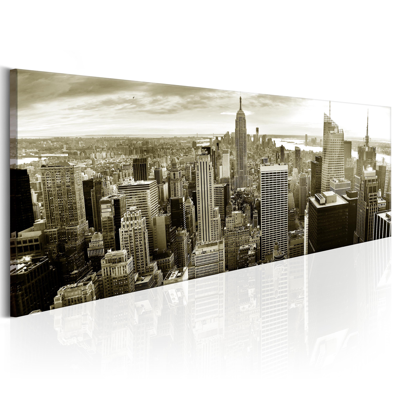 Tableau - Manhattan  Financial Paradise