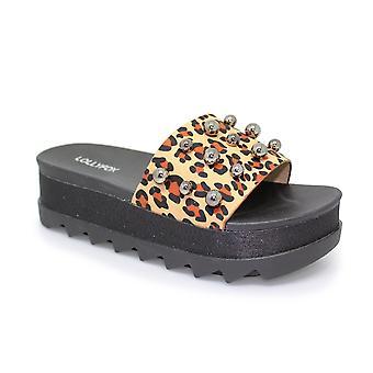 Lollyfox Leopard Slider