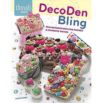 Decoden Bling - Mini Decorations for Phones & Favorite Things by Alice