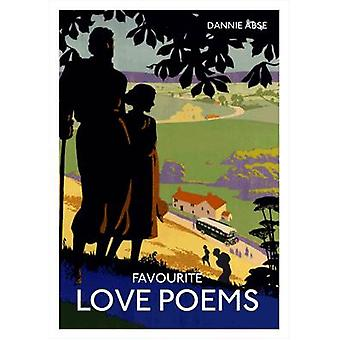 Favourite Love Poems by Dannie Abse - Dannie Abse - 9781849942799 Book