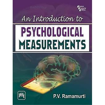 An Introduction to Psychological Measurements by P. V. Ramamurti - 97