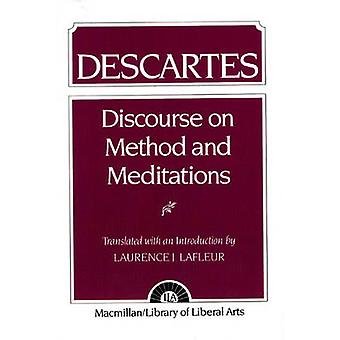Discourse on Method and Meditations by Rene Descartes - 9780023672606
