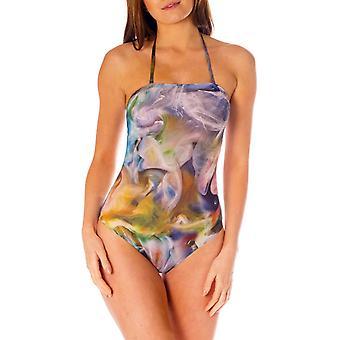 Kiniki Tahiti Tan poprzez Tube strój kąpielowy HD Print