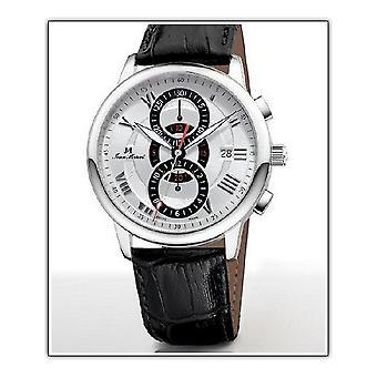 Jean Marcel Palmarium bracelet mens watch automatic chronograph 160.270.52