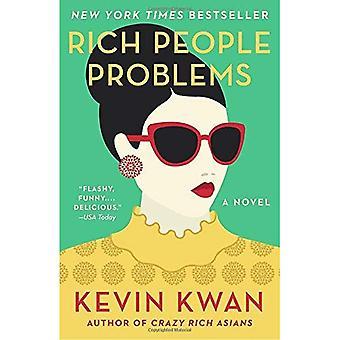 Problèmes de gens riches: Un roman